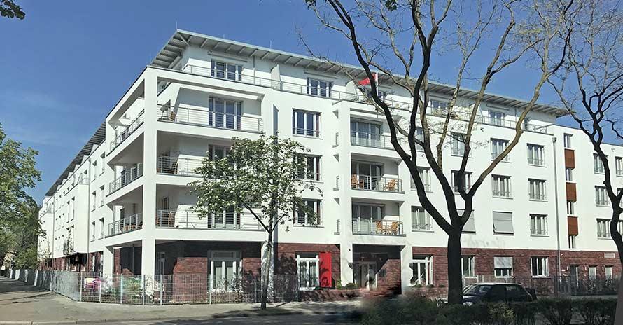 Berlin – Amendestraße