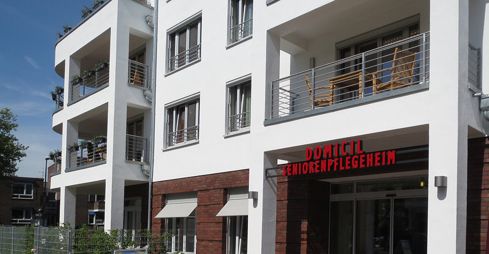 Ludwigshafen – Seniorenpflegeheim