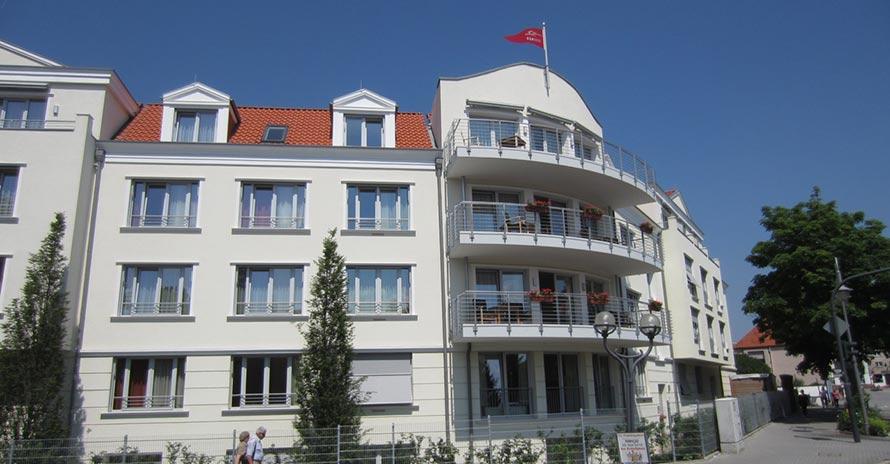 Hanau – Seniorenpflegeheim